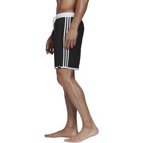 adidas 3 Stripes CLX Shorts Herren black